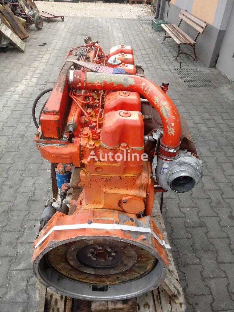 moteur SCANIA DI9 51A pour chargeuse sur pneus SCANIA