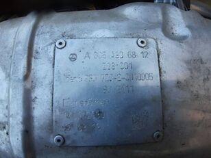 pot d'échappement EBERSPACHER Uitlaat met ad-Bleu tank compleet (160212330) pour camion MERCEDES-BENZ