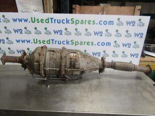 pot d'échappement ISUZU N75 DPF (897608055) pour camion