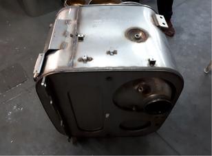 pot d'échappement MAN TGX, TGS EURO6, EURO 6 emission exhaust silencer assembly D2066, pour tracteur routier MAN TGX, TGS EURO6