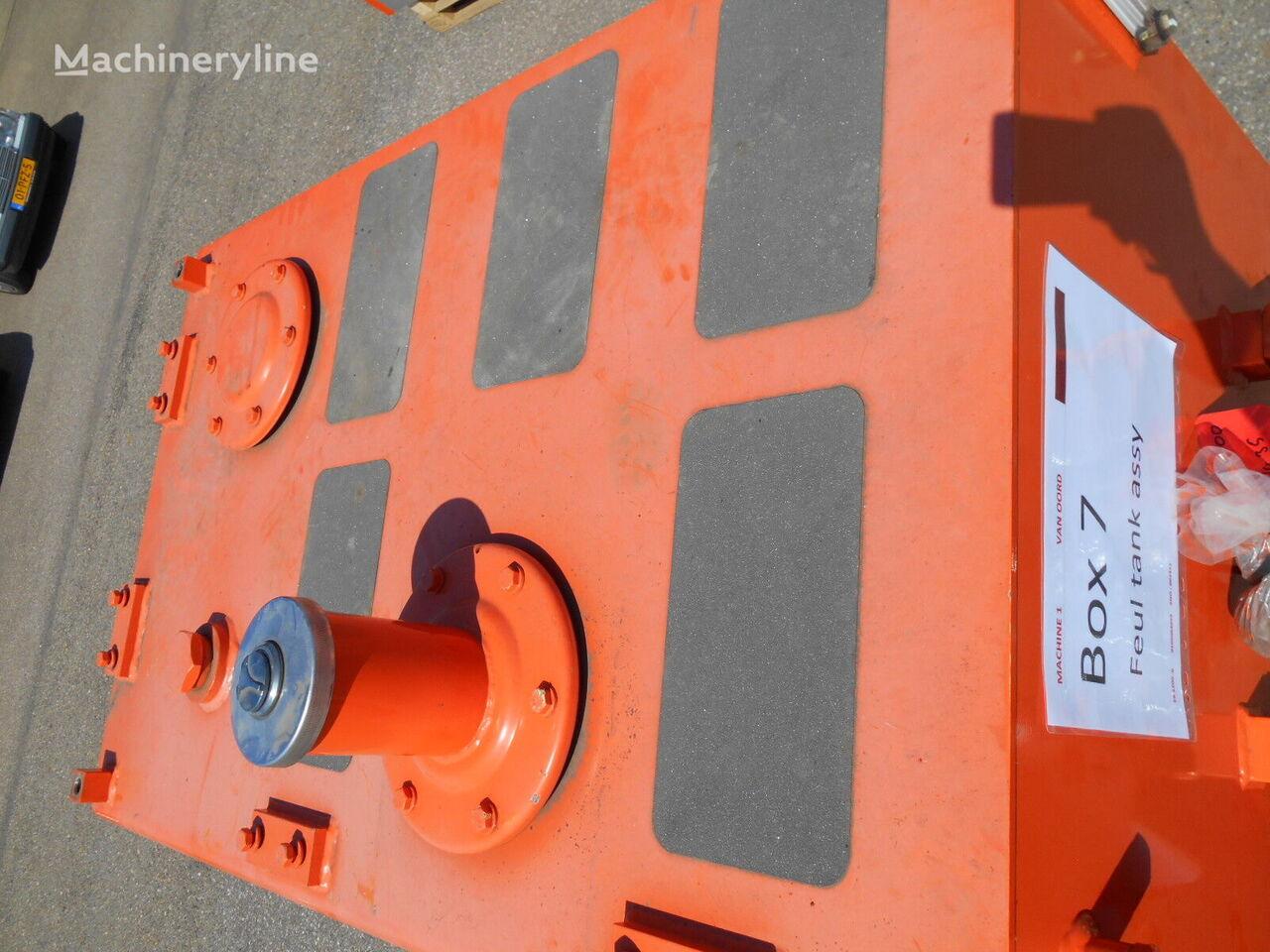 réservoir de carburant HITACHI pour excavateur EX1200-6 neuf
