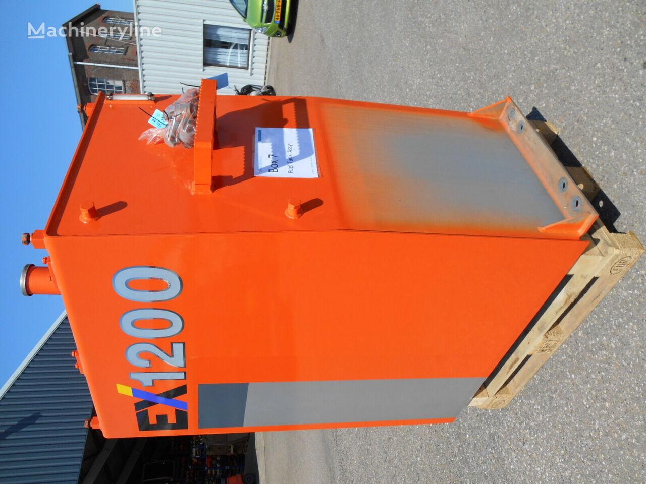 réservoir de carburant HITACHI pour excavateur HITACHI EX1200-6 neuf