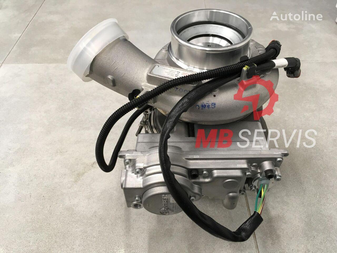 turbocompresseur de moteur SCANIA / 2454861 pour tracteur routier SCANIA P,G,R,T, (2003-) neuf
