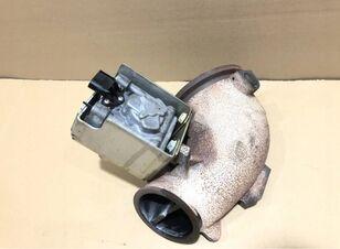 tuyau d'échappement IVECO Stralis EURO6, EURO 6 emission EGR valve, exhaust emission valve pour tracteur routier IVECO STRALIS EURO 6