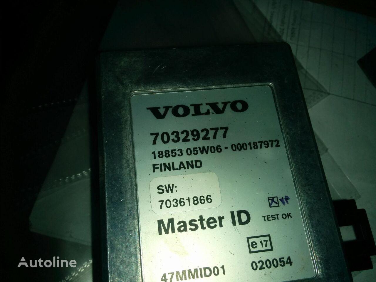 unité de commande VOLVO 70329277 / 70395975-P01 / 70361720-P01 / 70322237-P02 pour bus VOLVO B12