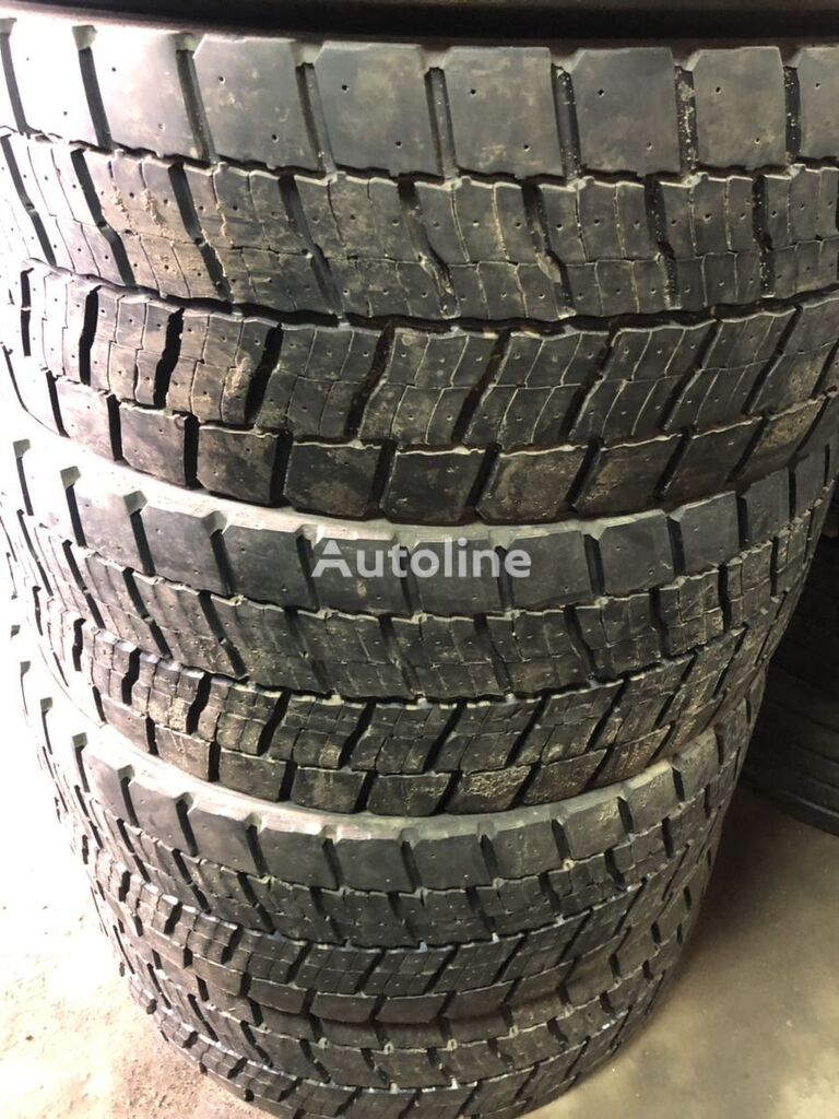 pneu camion Michelin X line