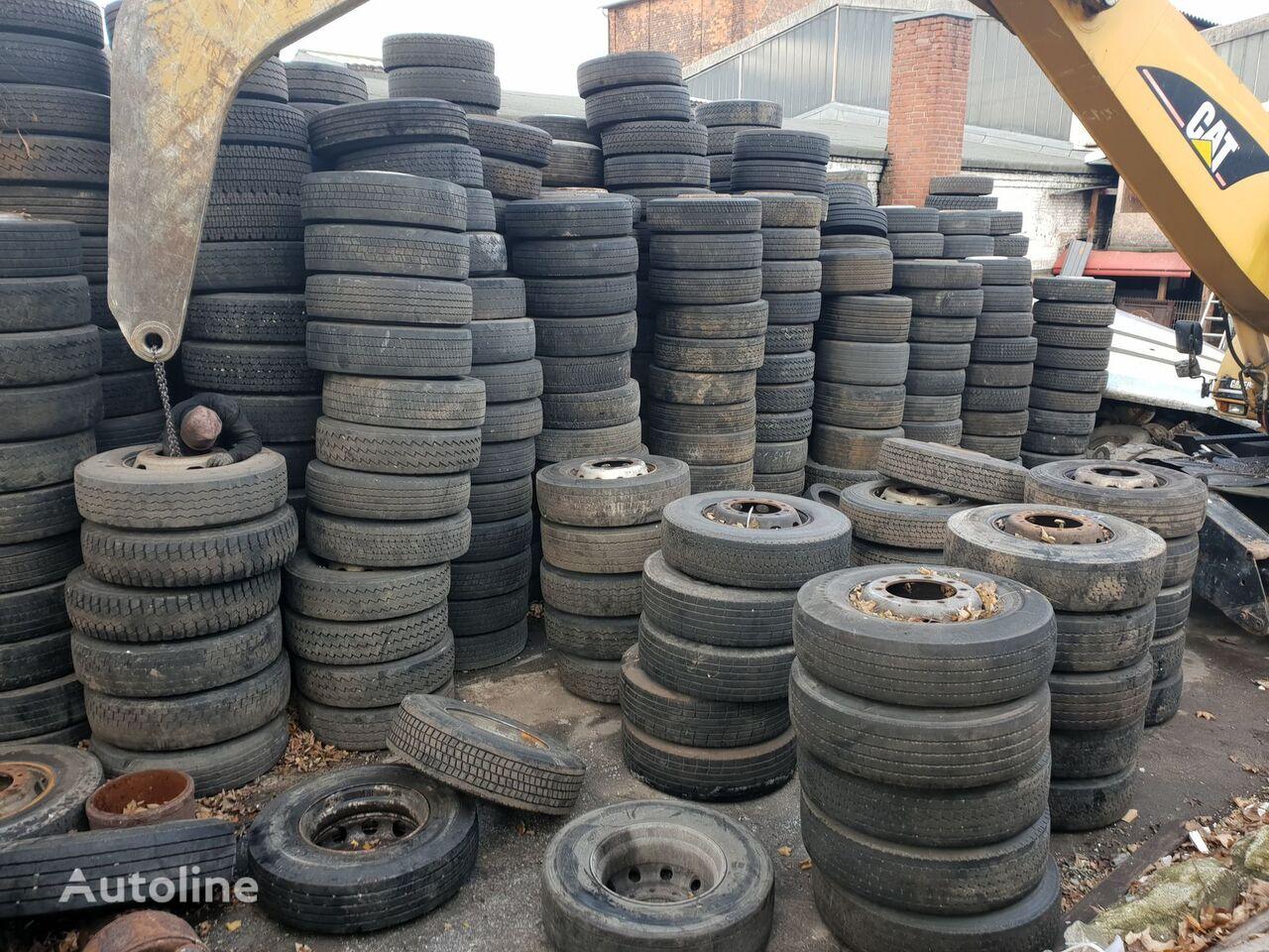 pneu de bus Busreifen Lkw Reifen Anhänger 295 , 275, 315 365 385 , 445 425 4