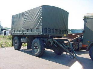 remorque bâchée TITAN 65R2B / TLR CGO 5T 4W