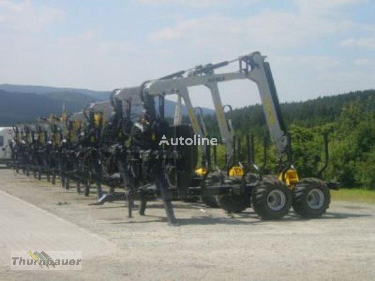 remorque forestière 9T - 15 T neuve