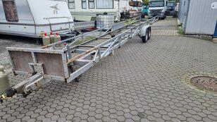 remorque forestière Barthau für Langmaterial Nutzlast 2520 kg