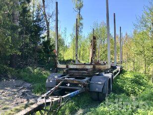 remorque forestière Kilafors Kranbilsvagn
