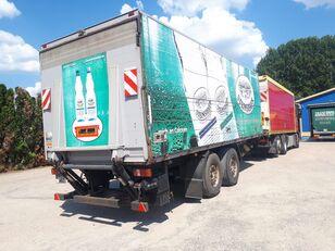 remorque fourgon SOMMER Boese Tail Lift Tandem Drinktransporter
