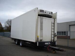 remorque frigorifique SCHMITZ CARGOBULL 2 AXLE TRAILER - FRIGOBOX -THERMOKING TS-500