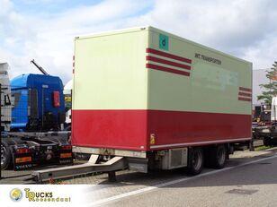 remorque frigorifique FLIEGL TPS 180 + 2 Axle + TRS Cooling + Dhollandia Lift