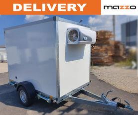 remorque frigorifique NIEWIADOW Mobile fridge 250x150x180 gvw 1300kg neuve