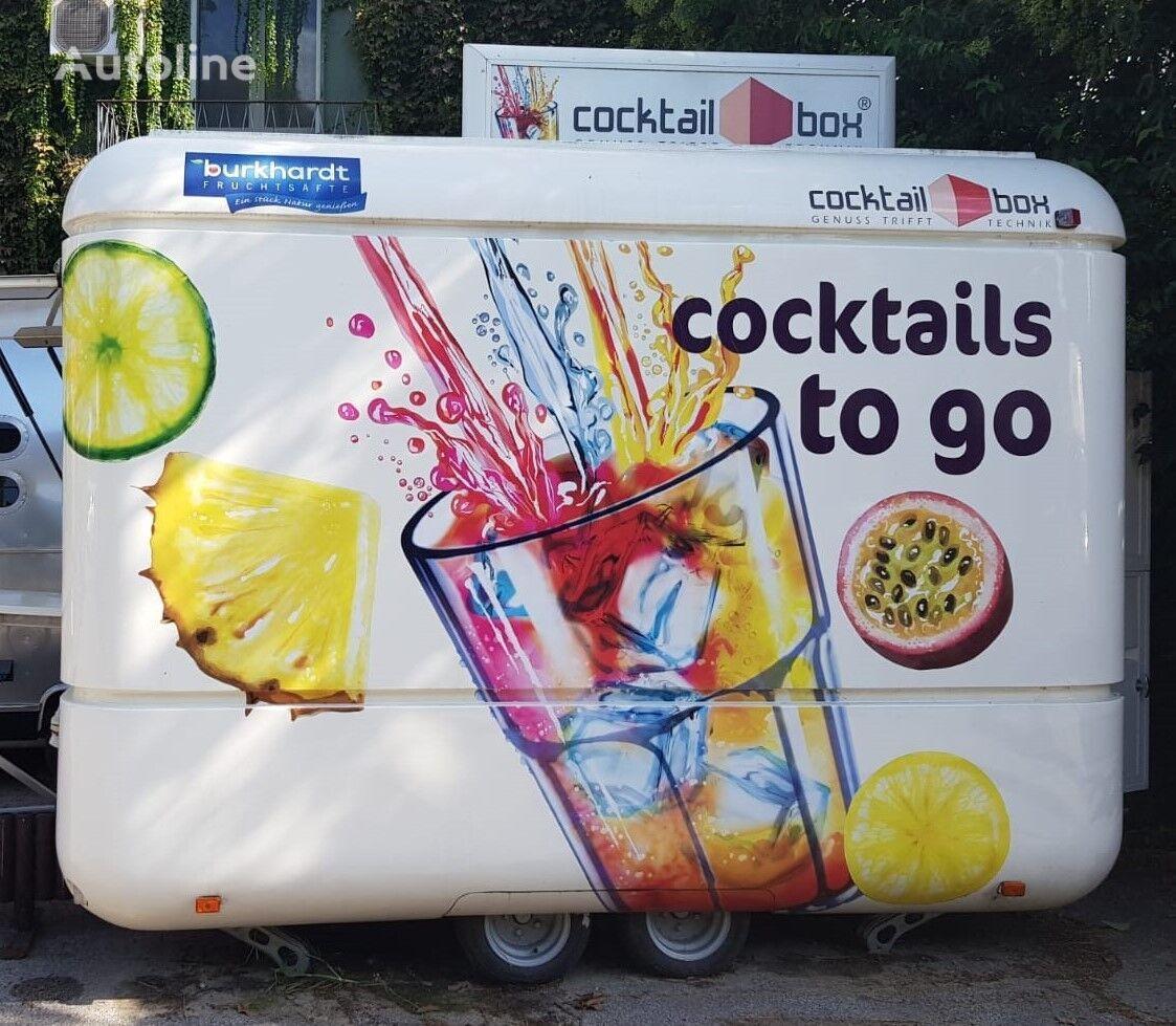 remorque magasin AIRSTREAM Cocktail Box neuve