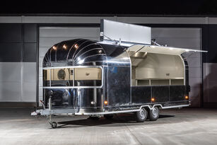 remorque magasin AIRSTREAM Catering Trailer | Food Truck | Stainless Steel neuve