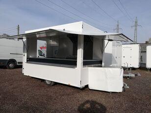 remorque magasin BANNERT IMBISS, Food Truck, Handlowa, Gastronomiczna neuve