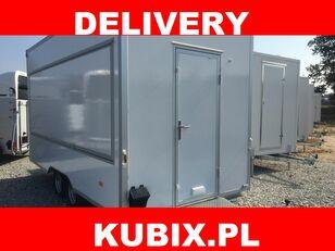 remorque magasin NIEWIADOW H20421HT, Catering trailer, Verkaufsanhänger 420x203x230, 2000kg neuve