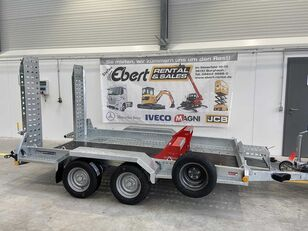 remorque porte-engin Brian James Cargo Digger Plant 2 / opt. Tracstrap / 2.700kg neuve