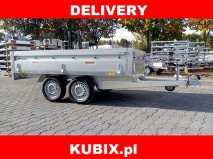 remorque pour voiture NEPTUN Light twin-axle trailer Neptun GN125, N7-263 2 kps, GVW 750kg neuve