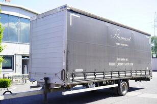 remorque rideaux coulissants GNIOTPOL G4080 , Curtain 7,7m , GVW 4,500kg