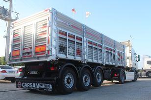 semi-remorque pour le transport de céréales CARSAN CTS11 neuf