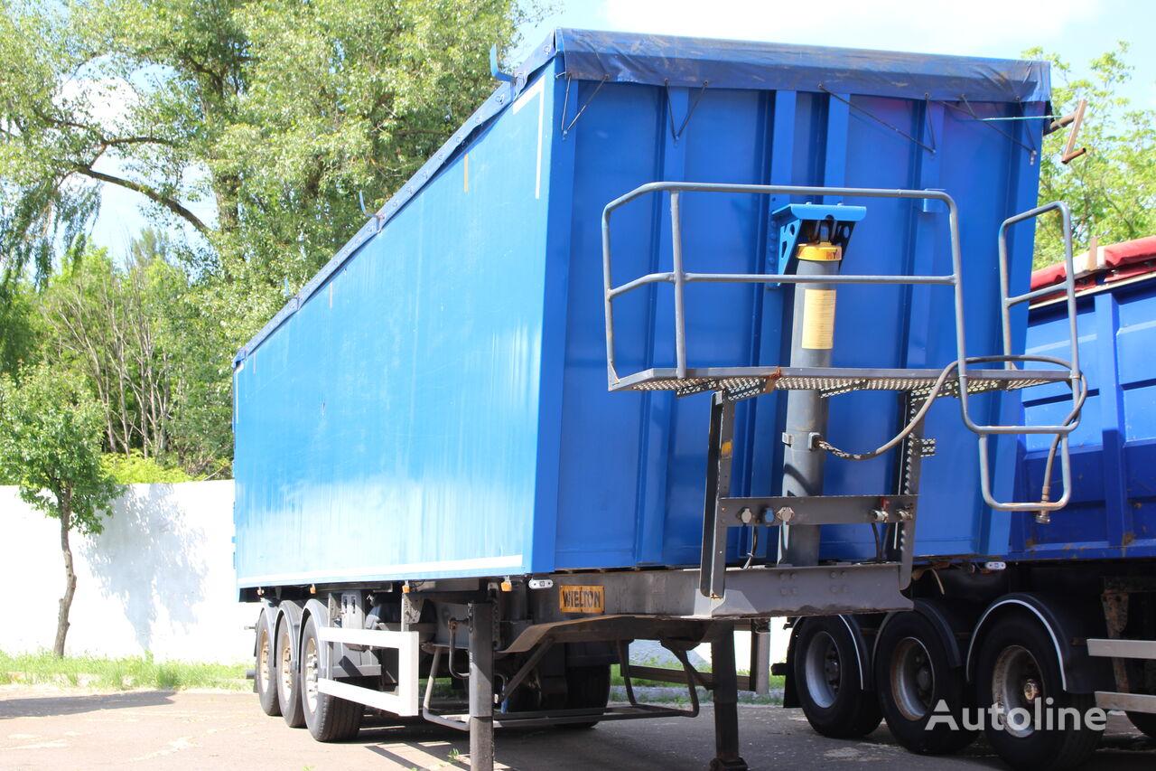 semi-remorque pour le transport de céréales WIELTON NW