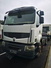 tracteur routier RENAULT PREMIUM LANDER  450 DXI EURO 4 motor default pour pièces détachées