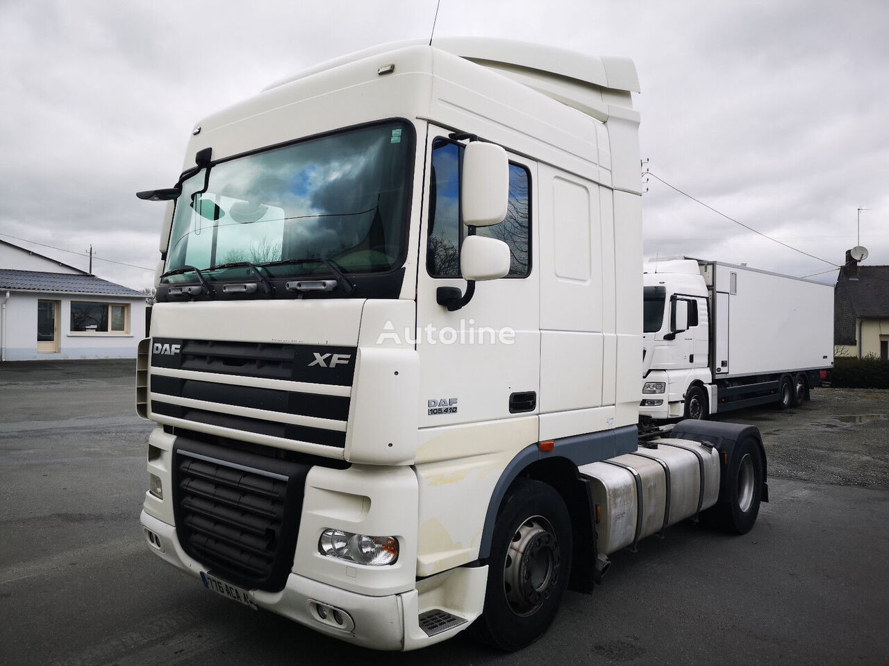 tracteur routier DAF XF 105.410 Cabine Space EURO 4