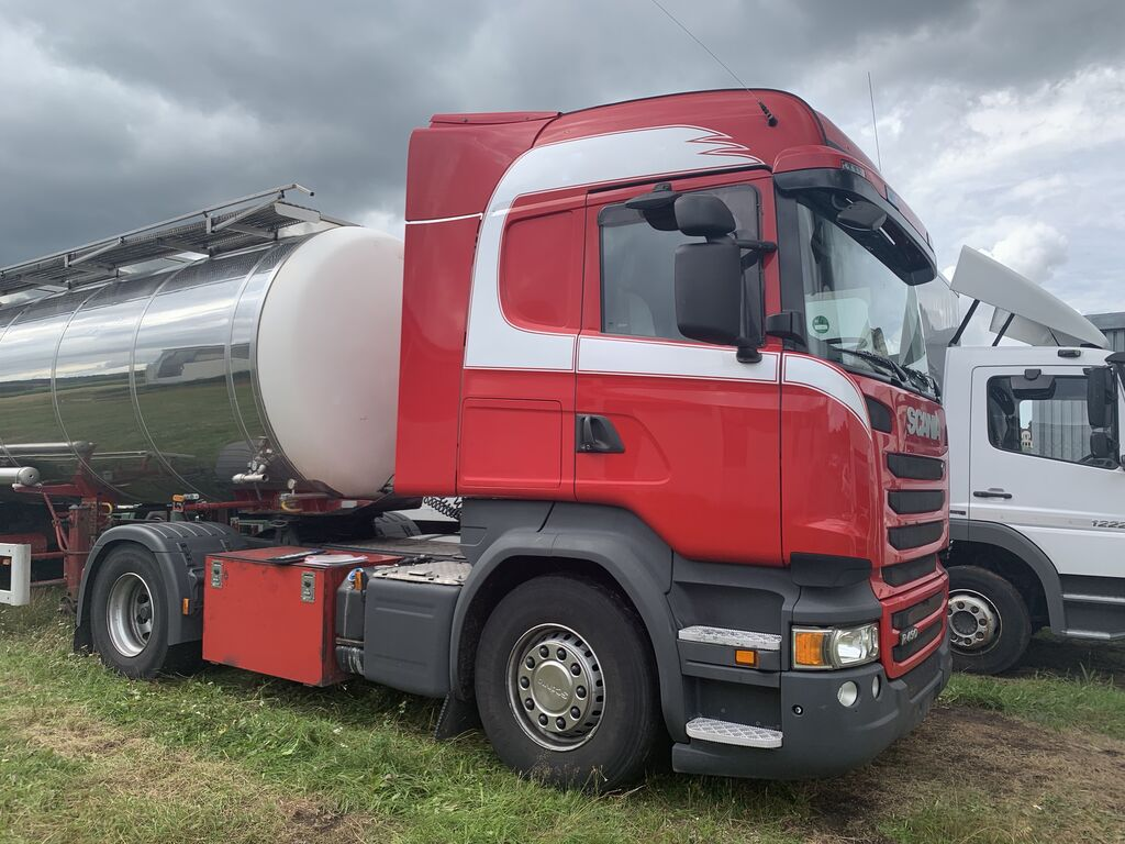 tracteur routier SCANIA R490  ADR SCR ONLY (NO EGR)