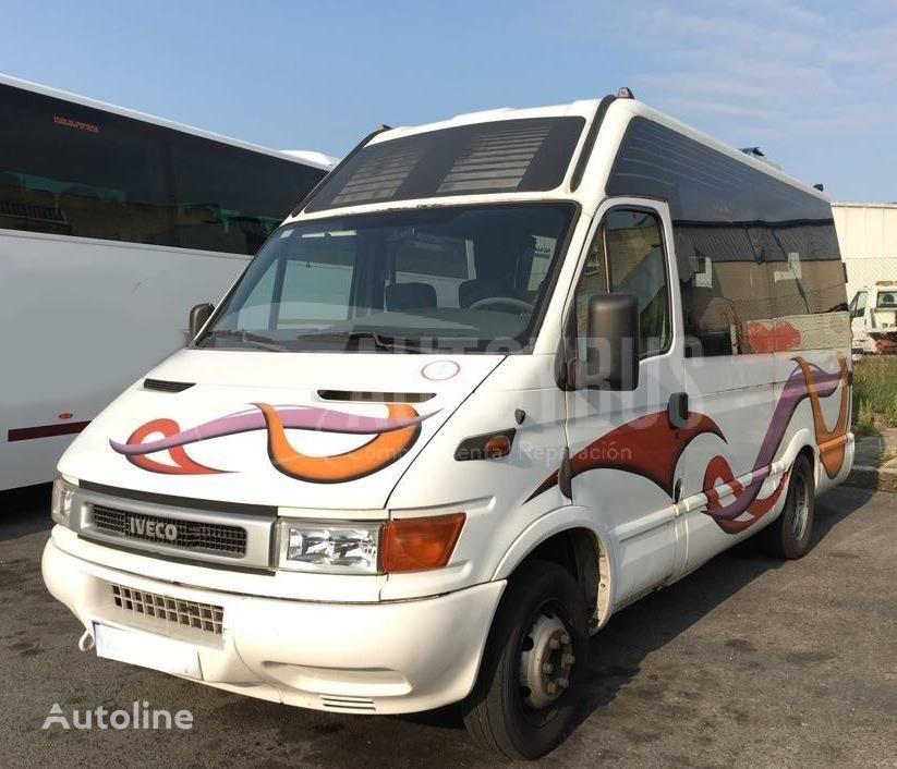 minibus de passager IVECO DAILY MINIBUS 110 CV