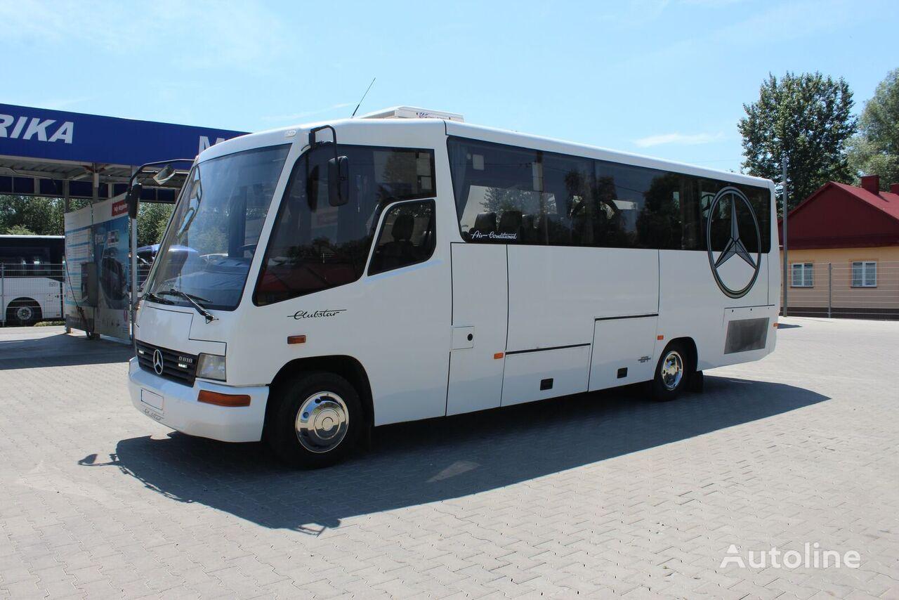 minibus de passager MERCEDES-BENZ 0818 VARIO