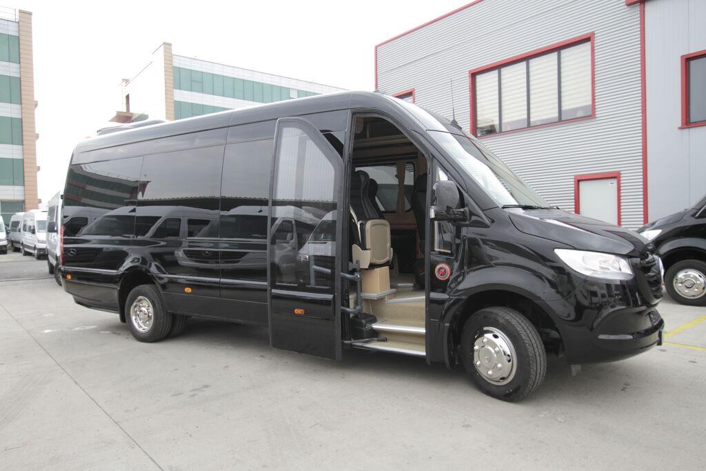 minibus de passager MERCEDES-BENZ 519, vip *COC* neuf