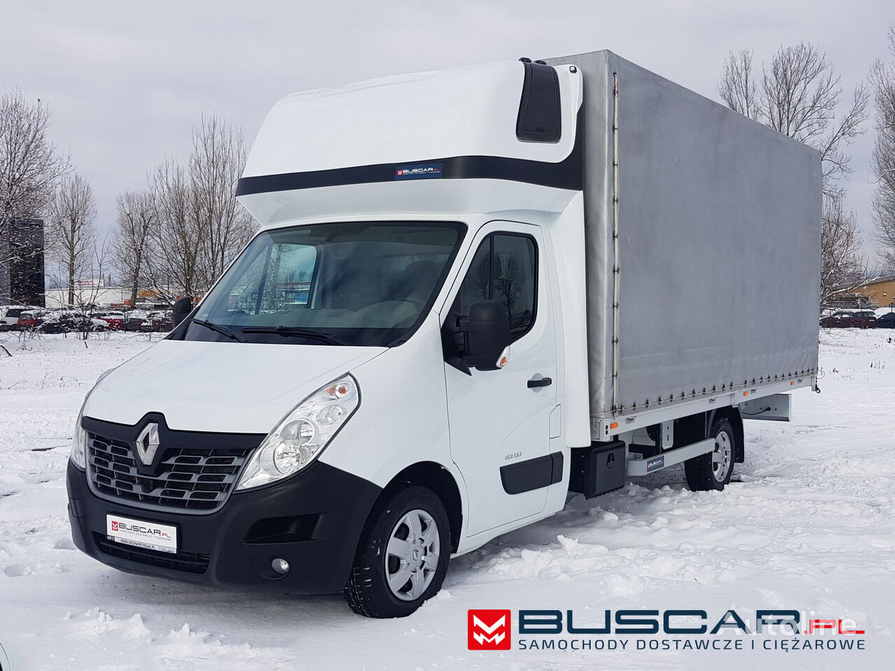 camion bâché < 3.5t RENAULT Master neuf