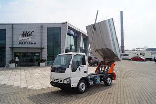 camion-benne < 3.5t ISUZU K 85 Mini Śmieciarka