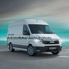 véhicule utilitaire frigorifique MAN eTGE 3.140e 100kW 3640 fwd Aut neuf