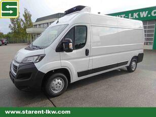 véhicule utilitaire frigorifique PEUGEOT Boxer L3H2 Tiefkühlkasten, Tiefkühlaufbau, Klima, Xarios 350 (Di neuf
