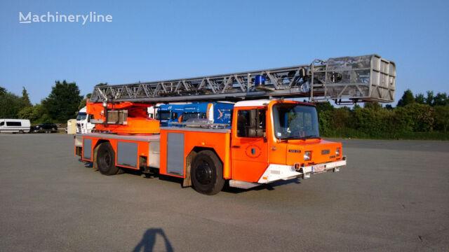 bras élévateur articulé IVECO 120-25 AN DLK 23-12 nB Drehleiter Feuerwehr