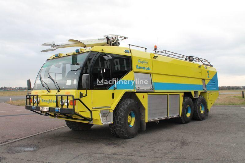camion de pompiers d'aéroport Reynolds Boughton Barracuda 6x6