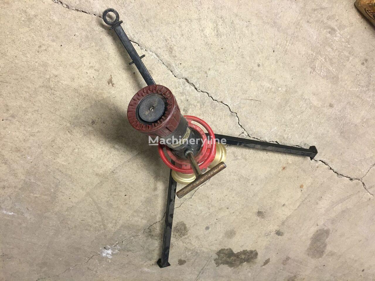 matériel d'incendie Argus 1800